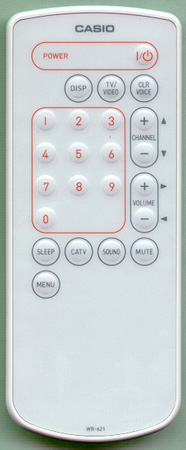 CASIO 10139640 Genuine OEM original Remote
