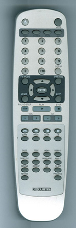 CURTIS INTERNATIONAL DVD6019B Genuine  OEM original Remote