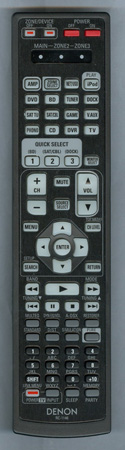 DENON 307010069004D RC-1146 Genuine OEM Original Remote