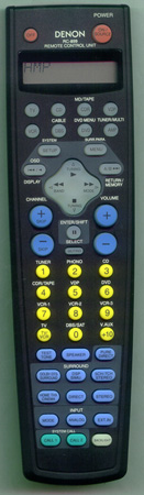 DENON 3990737008 RC899 Genuine  OEM Original Remote