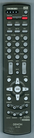 DENON 3991097103 RC-1070 Genuine OEM Original Remote