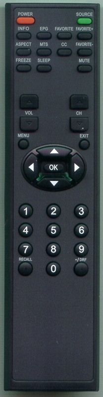 DIGITAL LIFESTYLE LT32323 Genuine  OEM Original Remote