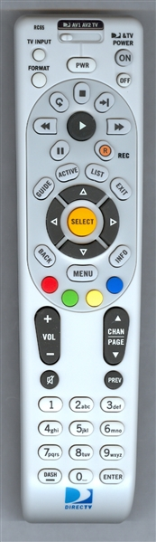 DIRECTV RC65 Genuine OEM Original Remote