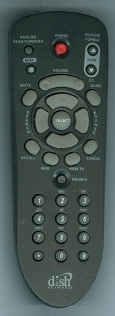 DISH NETWORK 160948 Genuine  OEM Original Remote