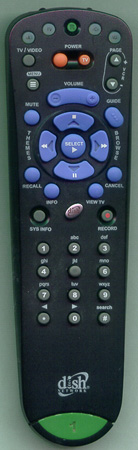 DISH NETWORK 119946 Genuine  OEM Original Remote