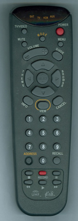 DISH NETWORK 123470977-AF Genuine  OEM original Remote
