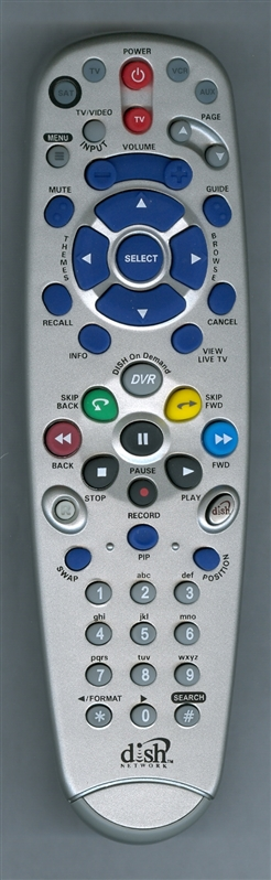 DISH NETWORK 148780 Genuine  OEM Original Remote