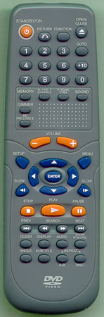 DURABRAND STS75E Genuine OEM Original Remote