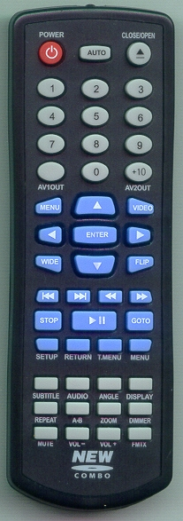 EIGER VISION EVP104DL Genuine  OEM original Remote