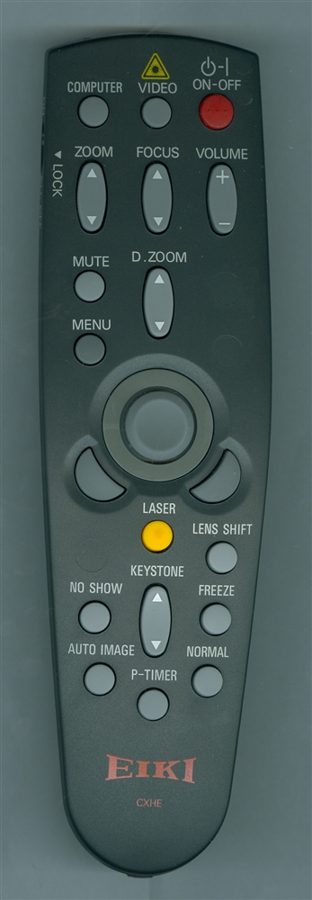EIKI 645 042 3529 CXHE Genuine  OEM Original Remote