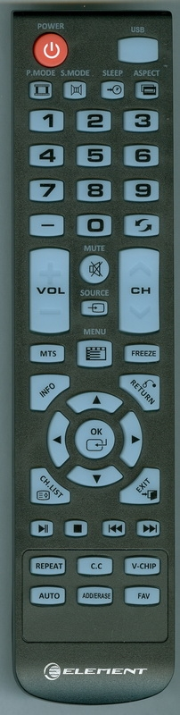 ELEMENT 845-049-06B06  Genuine OEM Original Remote