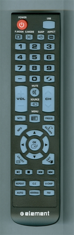 ELEMENT ELEFW328 Genuine OEM original Remote