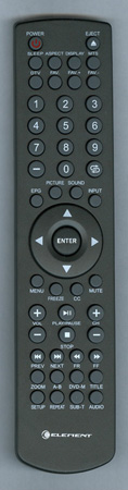 ELEMENT RE20QP01 Genuine OEM Original Remote