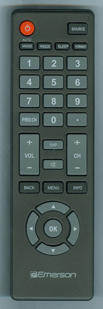 EMERSON NH301UD Genuine OEM Original Remote