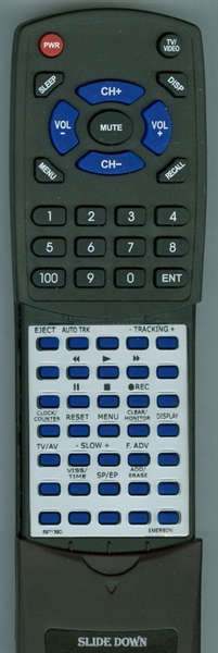 EMERSON 597-139D Custom Built Redi Remote