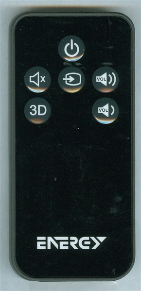 ENERGY 1015072 Genuine OEM Original Remote