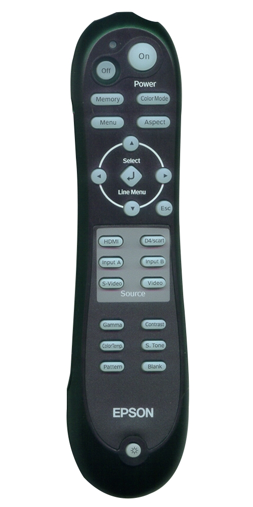 EPSON 1424862 14248620 Genuine OEM Original Remote