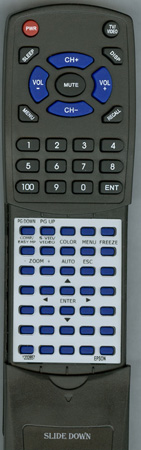 EPSON 1232857 Custom Built Redi Remote