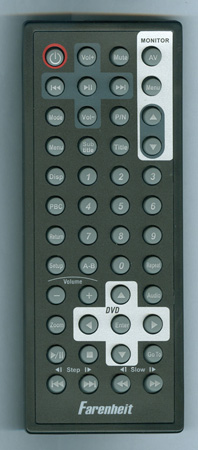 FARENHEIT MD900CM Genuine OEM Original Remote