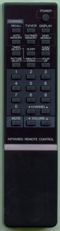 FUNAI 1812974 Genuine  OEM Original Remote