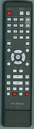 FUNAI NC180UH NC180 Genuine OEM Original Remote