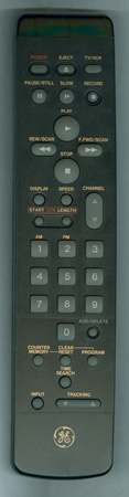 GE 209739 VSQS1024 Genuine  OEM Original Remote