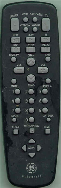 GE 233068 CRK84B2 Genuine  OEM Original Remote