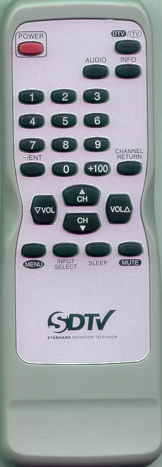 GFM NE601UE Genuine  OEM original Remote