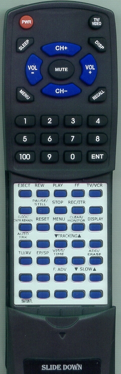 GOLDSTAR 597-087L Custom Built Redi Remote