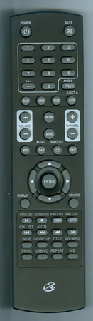 GPX REM-TD2420A Genuine  OEM Original Remote