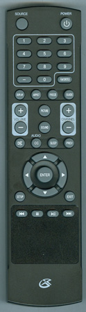 GPX REM-TE1982 TE1982RS Genuine OEM Original Remote