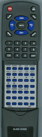 HAIER TV-5620-86 HTRD90 Custom Built Redi Remote