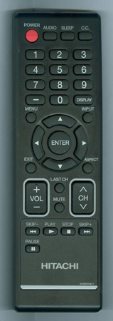 HITACHI 076R0TN011 Genuine OEM original Remote