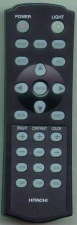 HITACHI HL02105 Genuine  OEM Original Remote
