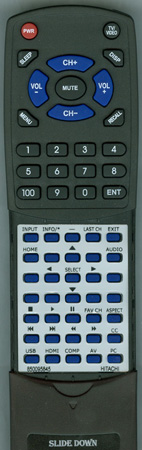 HITACHI 850095845 Custom Built Redi Remote