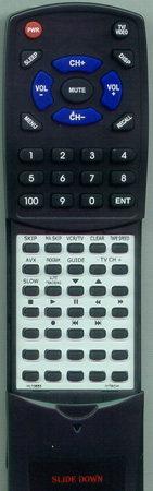 HITACHI HL10883 Custom Built Replacement Redi Remote