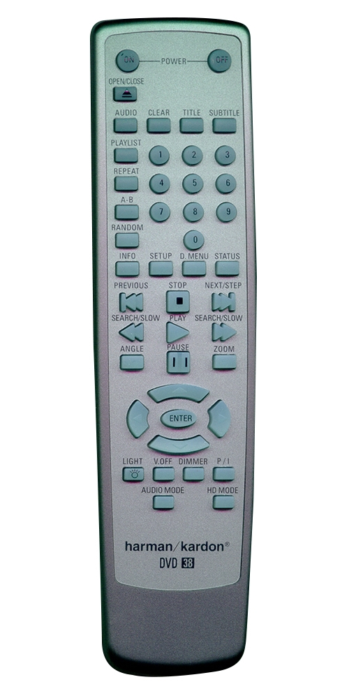 HARMAN KARDON CARTDVD38 DVD38 Genuine OEM Original Remote