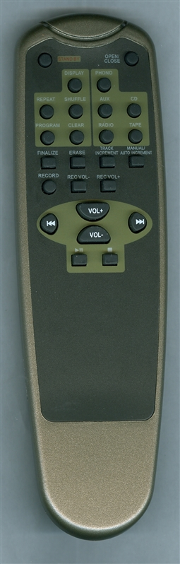 INNOVATIVE TECH ITRR501 Genuine  OEM Original Remote