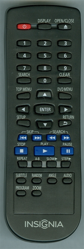 INSIGNIA 06-T3041E-A001 Genuine  OEM original Remote