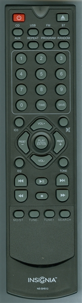 INSIGNIA F106BR0620 Genuine  OEM Original Remote