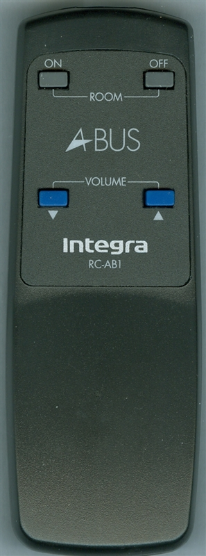 INTEGRA RC-AB1 Genuine  OEM Original Remote