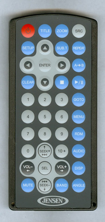 JENSEN 30702710 Genuine OEM original Remote