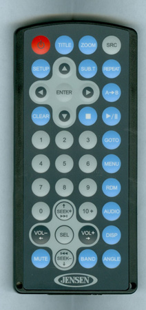JENSEN 30703020 Genuine OEM original Remote