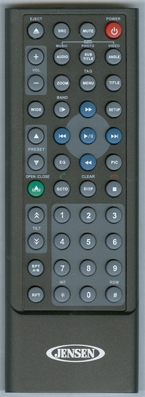 JENSEN 30713990 Genuine OEM original Remote