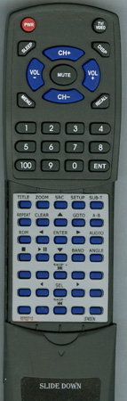 JENSEN 30702710 Custom Built Redi Remote