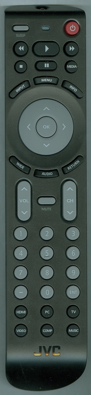 JVC 0980-0306-0013 Genuine OEM Original Remote