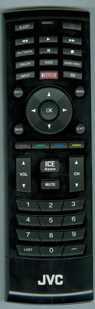 JVC 0980-0306-0020 Genuine  OEM Original Remote