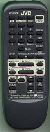 JVC PQ21931A-1 Genuine  OEM original Remote