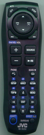 JVC RM-RK252 Genuine  OEM original Remote