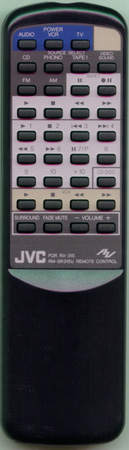JVC RM-SR315U Genuine  OEM Original Remote